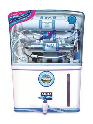 Royal Aqua Grand Dk6 White Uv 12 Ltr Water Purifier