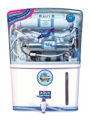 Royal Aqua Grand Dk7 White Uv 10 Ltr Water Purifier