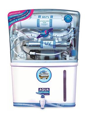 Royal Aqua Grand Dk9 White Uv 14 Ltr Water Purifier