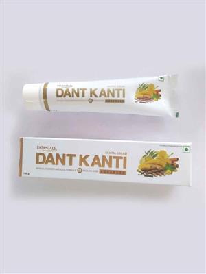 Patanjali DKA1 Natural Toothpaste