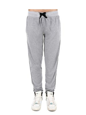 Druthers Dlg-7013 Grey Men Track Pant