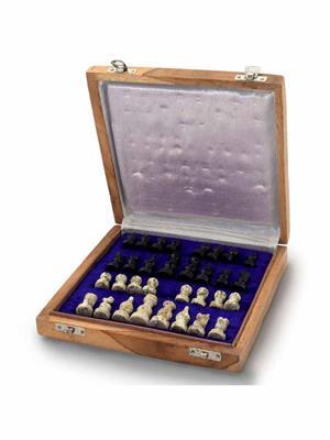 Kiran Udyog  DLI4HCF106  Marble Chess Board