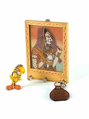 Kiran Udyog  DLI4HCF121  key holder