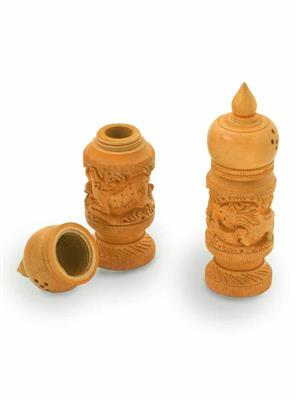 Kiran Udyog  DLI4HCF129  Salt and Pepper Set  showpieces