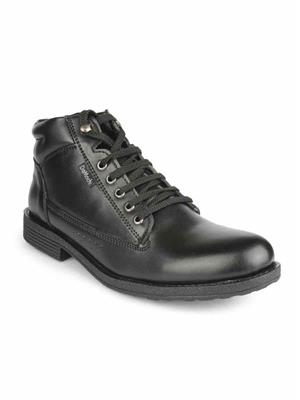 Damochi DMB12 Black Men Boots