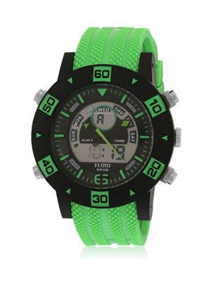 Fluid Dmf-007-Gr01 Black Men Watch