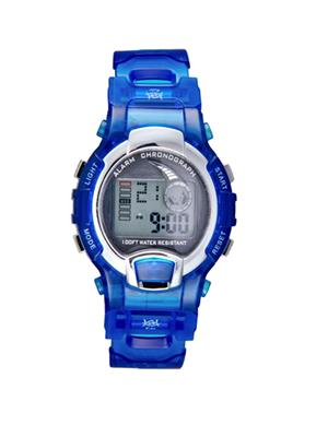 Kool Kidz Dmf-021 H-Gr Blue Kids Watch