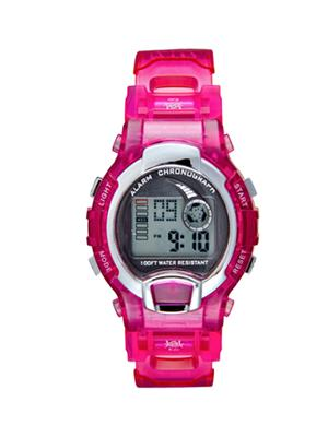 Kool Kidz Dmf-021 H-Pk Pink Kids Watch