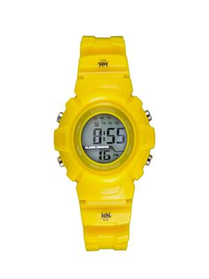 Kool Kidz Dmf-022 H-Bl Yellow Kids Watch