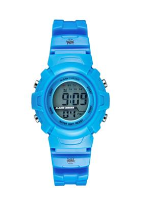 Kool Kidz Dmf-022 H-Or Blue Kids Watch