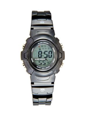 Kool Kidz Dmf-022 H-Yl Grey Kids Watch
