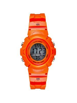 Kool Kidz Dmf-023 H-Pk Orange Kids Watch