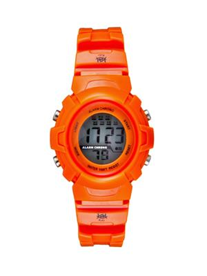 Kool Kidz Dmf-023 H-Rd Orange Kids Watch