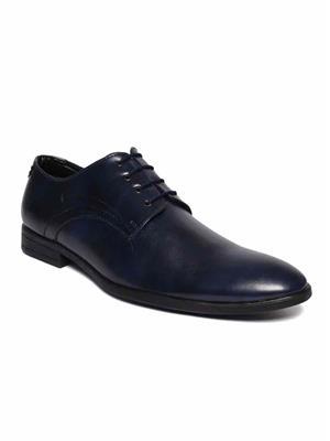 DA MOCHI DMF19 QUEBEC Blue Men Formal Shoes