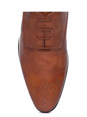 Comprar online DA MOCHI DMF30 SEOUL Tan Zapatos Hombre Formal Zapatos Tan  Royzez 36163d