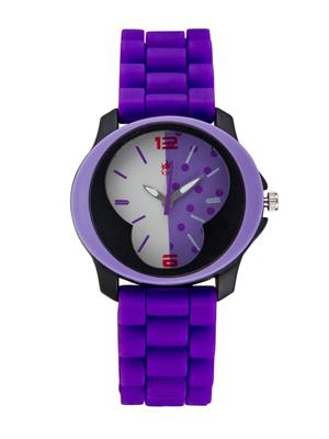 Kool Kidz Dmk-001-Bl 02 Multicolored Kids Watch