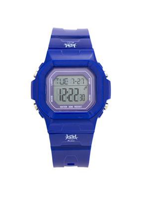 Kool Kidz Dmk-015-Bl01 Blue Kids Watch