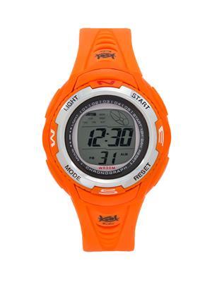 Kool Kidz Dmk-016-Or01 Orange Kids Watch