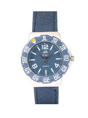 Kool Kidz Dmk-019-Gr 01 Blue Kids Watch