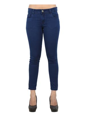 EBONY-nx DNo4755_DX1 Blue Women Jeans