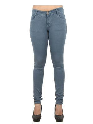 EBONY-nx DNo4755 Grey Women Jeans