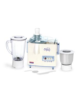 Padmini Essentia Dolphin White Juicer Mixer Grinder