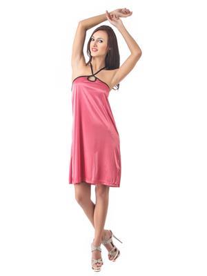 Fasense Dp081 B Pink Women Night Wear
