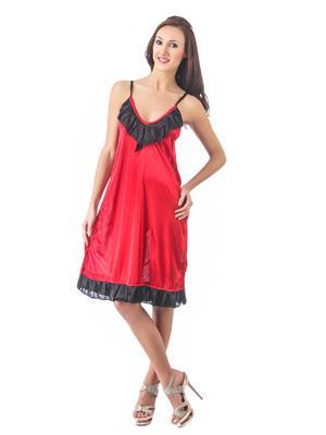 Fasense Dp098 A Multicolored Women Night Wear