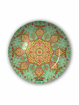 Kolorobia DP10MGL07   Mughal Art Decorative Plate