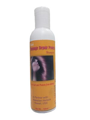Hawaiian-Herbal Drps72 Damage Repair Protein Shampoo