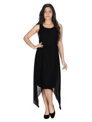 Lauriel DRS1091Blk Black Women Dresses