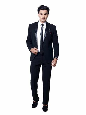 Nitara Life Style Dsc 0388 Black Men Suit