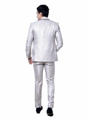 Nitara Life Style Dsc 0393 Silver Men Suit Set Of 3