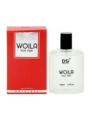 Dsi Dsi009 Woila Woody Men Perfume