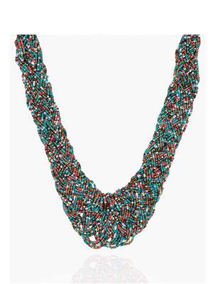 DressVilla DV-N-205 Multicolored Women Necklace