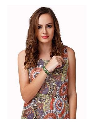 Dressvilla 180 Green Women Bracelet