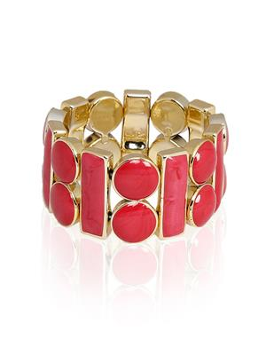Dressvilla 184 Red Women Bracelet
