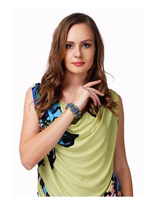 Dressvilla 191 Blue Women Bracelet