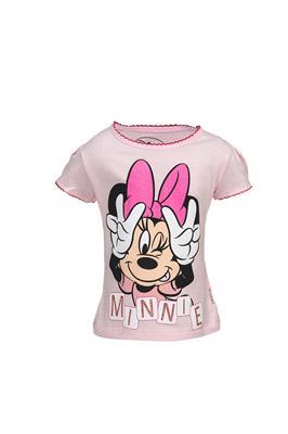Disney GT1CMF02 Pink Girls T-Shirt