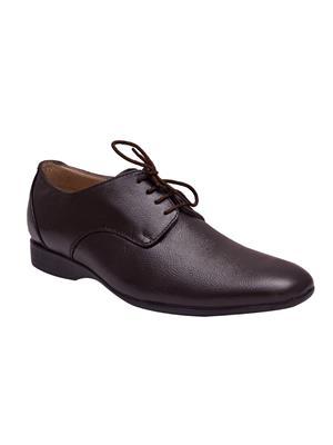 Enzo Cardini Ec2206Brw Brown Men Formal Shoes