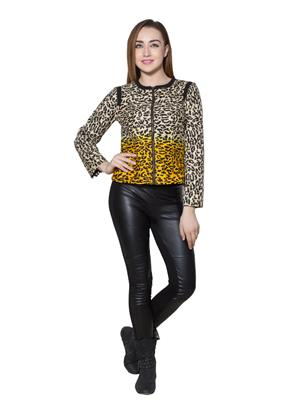 Eva De Moda ED-9075 Multicolored Women Jacket