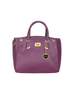 Edel PKS1705 Purple Women Handbags