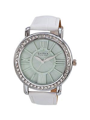 Exotica Fashions  EF-70-Green Women Wrist Watch