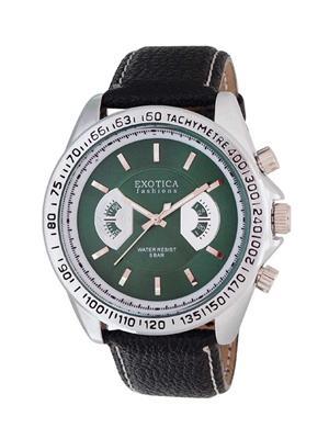 Exotica Fashions  EFG-09-LS-Green Men Wrist Watch