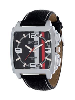 Exotica Fashions  EFG-S-05 Black Men Wrist Watch