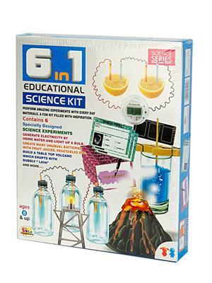Ekta 0002 6 In 1 Educational Science Kit