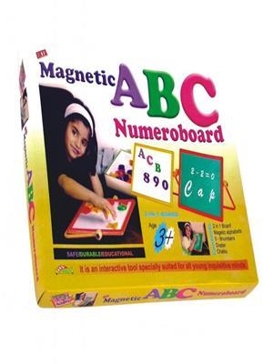 Ekta 0004 ABC Numero Board Jr.