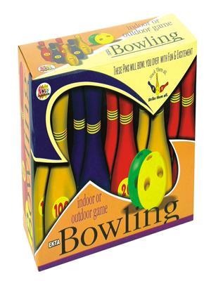 Ekta 0008 Bowling Set Jr.