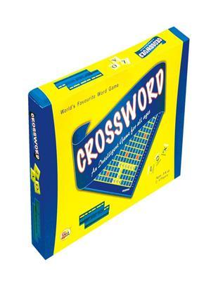 Ekta 0034 Crossword Game