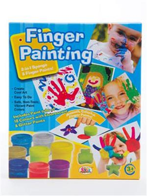 Ekta 0049 Finger Painting